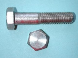 06) M12 55mm Stainless Bolt HM1255 - N36