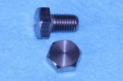 01) 5/16 UNF Bolt x 1/2'' Stainless Steel Hex HUF516012