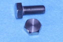 02) 5/16 UNF Stainless Steel Bolt Hex x 3/4'' HUF516034