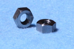 01) 1/4'' BSF Nut Single Chamfer 26tpi Stainless NBF14026 Q01
