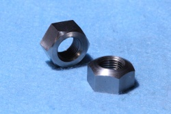 46) 1/2 Cycle Nut Stainless Full 20 tpi NCF12020 - Q26