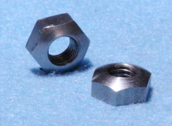 03) 1/4'' Cycle 26 tpi Radius Top Stainless Nut  NCF14026R Q05