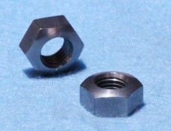 12) 5/16 Stainless Cycle Radius Nut 26tpi NCF51626R - Q11
