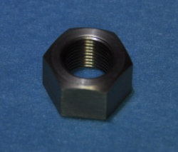 65) 9/16 Cycle Stainless Nut 20tpi deep 0.820a/f NCF91620S - Q35