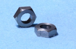 49) 1/2 20 tpi Stainless Lock-Left Hand Nut Cycle NCL12020LH Q29