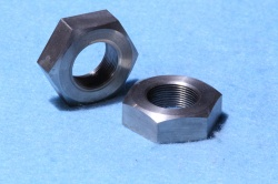 92) 3/4 Cycle Nut 26tpi Stainless Lock NCL34026 - Q52