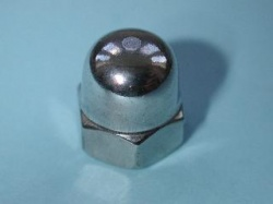 43) 1/2 UNF Domed Nut Stainless 20tpi - NUFD12020 - S52