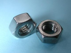 23) 6mm Stainless Nut Full NMF06 - L05