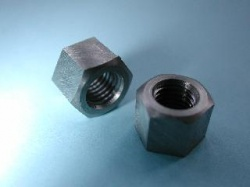 40) 7mm Stainless Nuts Deep NMF07D - L41
