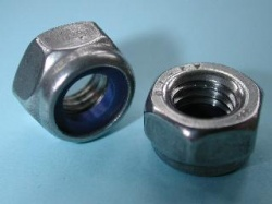 54) 8 mm Nut Stainless Nyloc NMY08 - L12