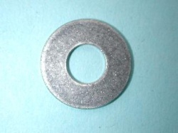 01) 1/4'' Plain Washer Stainless - P014
