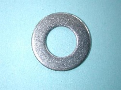 03) 3/8'' Plain Washer Stainless - P038