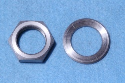 Benelli Tornado Tre 900 Rear Wheel Nut + Washer Stainless R21215221A - F65