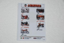 Laverda Zane 750 Parts Manual - P750-new