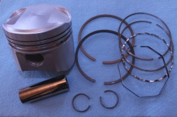 Laverda Piston 75mm Jota 43504040 - G33