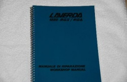 Laverda RGS Workshop Manual - 94000086