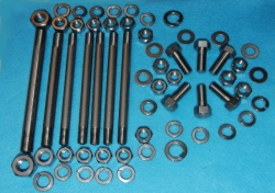 001) Engine Plate Studs Stainless triton-eng